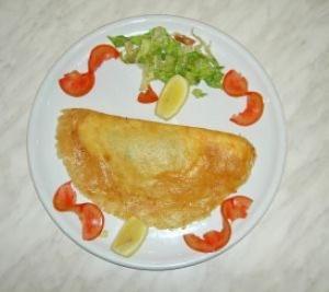 Présentation omelette
