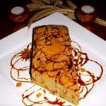 Cake abricots