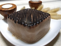 Crème glacée chocolat